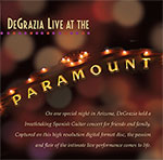 DeGrazia Live at the Paramount Theater